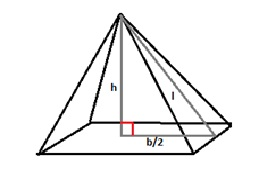 Visualize the right angle triangle