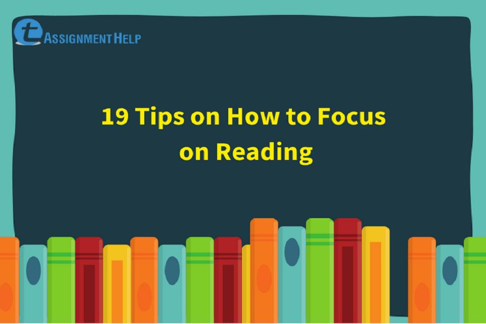 How to Focus on Reading