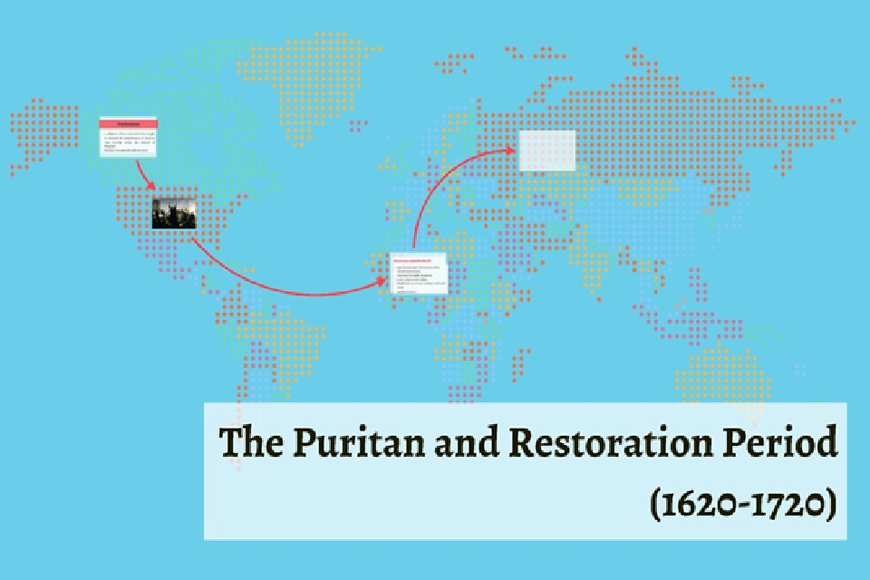 Puritan and Restoration period