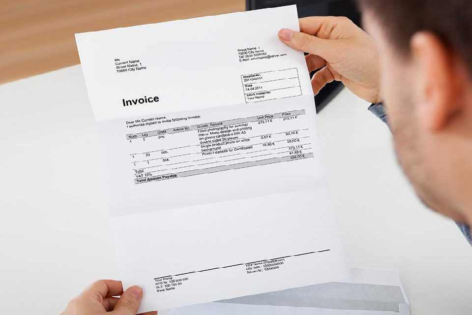 How to Write an Invoice?