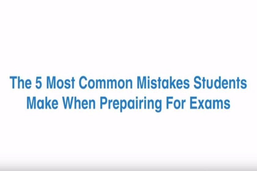 Common Mistakes by Students