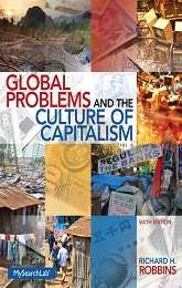 Global Problems and Culture of Capitalism