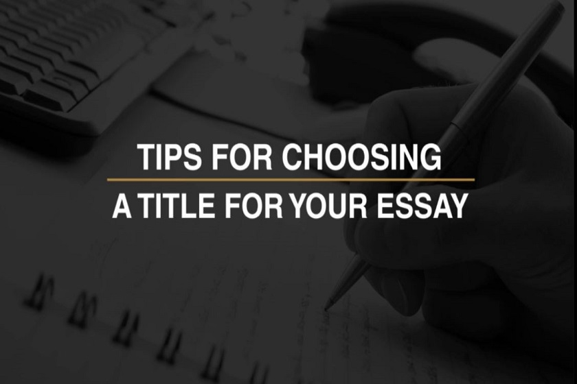 How to Title your essay and maximize grades