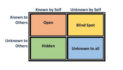 Johari Window in emotional intelligence essay