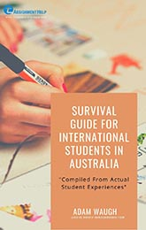 Survival Guide Series for International students