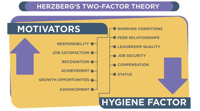 hygiene factor theory