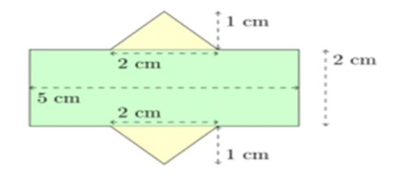 polygon and green's theorem