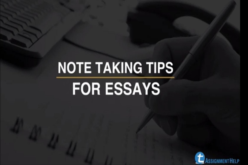 tips for essays