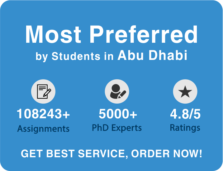 Abu Dhabi assignment help